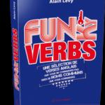 Zoom sur le mot «Account» paru dans le livre «Funky Verbs» d'Alain Levy