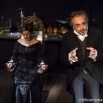 La pièce de théâtre «Mademoiselle Frankenstein», dont ADomLingua est partenaire, sous les feux de la rampe