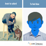 Les proverbes anglais – « To feel blue »